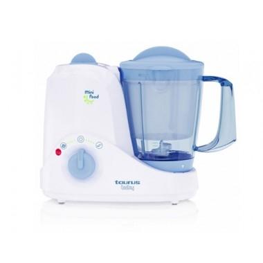 Minifood Procesador De Alimentos Para Bebes Taurus 925001