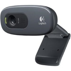 Webcam Logitech C270 Hd 720p 3mp 960-000582