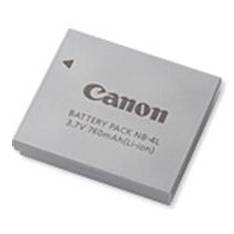 Bateria Canon Nb-4l  Ixus 50-60-70 / 80 / 85 / 100 I Zoom / 130 9763A001AA