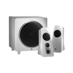 Altavoces Logitech Z523 Light  Speaker 2.1  /  40 W 980-000367