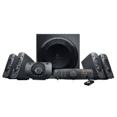 Altavoces Logitech Z906 5.1 Thx  /  500 W Rms Sonido Envolvente 980-000468