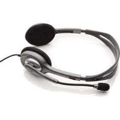 Auriculares Con Microfono Logitech  H110 Headset 981-000271