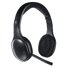 Auriculares Con Microfono Logitech Headset H800 Bluetooth 981-000338