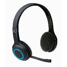 Auriculares Con Microfono Logitech Headset H600 Wifi 981-000342