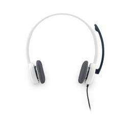 Auriculares Con Microfono Logitech Headset H150 Blanco 981-000350