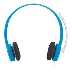 Auriculares Con Microfono Logitech Headset H150 Azul 981-000368