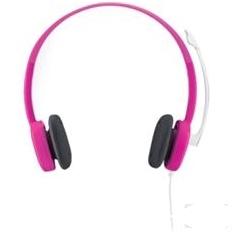 Auriculares Con Microfono Logitech Headset H150 Rosa 981-000369