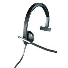 Auriculares Con Microfono Logitech Headset H650e 981-000514