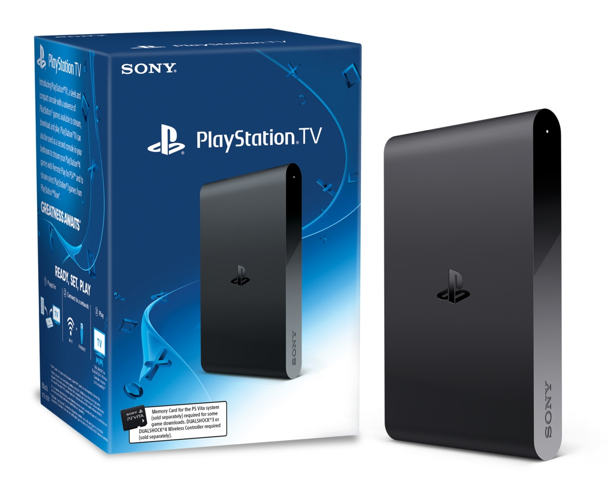Accesorio Sony Ps4 - Playstation Tv 9818731