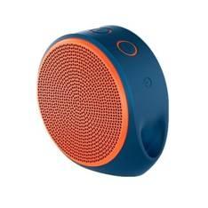 Altavoz Portatil Logitech X100 Bluetooth Naranja 984-000365