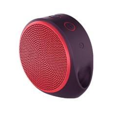 Altavoz Portatil Logitech X100 Bluetooth Rojo 984-000366