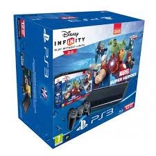 Consola Sony Ps3 12gb  +  Disney Infinity 9858317