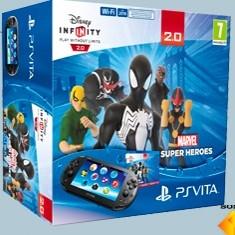 Consola Sony Psp Vita  +  Disney Infinity 9876731