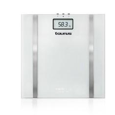 Bascula Personal Taurus Sincro Glass 990537  /  150 Kg /  10 Memorias 990537