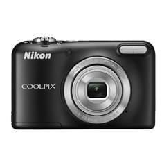 Camara Digital Nikon Coolpix L31 Negro 16.1mp Zo 5x Hd Lcd 2.7 Pulgadas  +  Estuche 999CL31B1