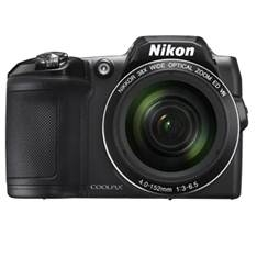 Camara Digital Nikon Coolpix L840 Negro 16mp Zo 38x Full Hd Lcd 3 Pulgadas /   Wifi /  Nfc 999CL840B
