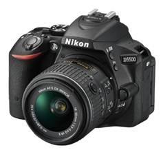 Camara Digital Reflex Nikon D5500 Negro 24.2mp  +  Afs Dx18-140g Vr 999D550040