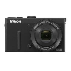 Camara Digital Nikon Coolpix P340 Negro 12.2mp Zo 5x Full Hd Lcd 3 Pulgadas Litio /  Wifi 999P340B