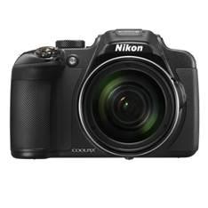 Camara Digital Nikon Coolpix P610 Negro 16mp Zo 60x Full Hd 3 Pulgadas Litio /  Gps /  Wifi /  Nfc M