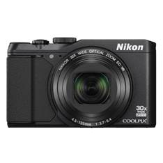 Camara Digital Nikon Coolpix S9900 Negro 16 Mp Litio Zo 30x  Full Hd  Lcd 3 Pulgadas Wifi  +  Nfc  +