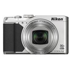 Camara Digital Nikon Coolpix S9900 Plata 16 Mp Litio Zo 30x  Full Hd  Lcd 3 Pulgadas Wifi  +  Nfc  +