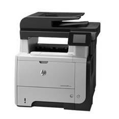 Multifuncion Hp Laser Monocromo Laserjet Pro M521dn 40ppm /  Red  / fax /  Duplex A8P79A