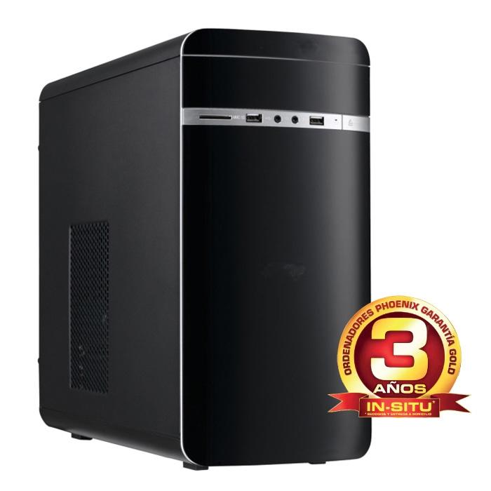 Ordenador Phoenix Actyon Intel Core I3 4170, 4gb Ddr3, 1tb , Rw ACTYONI3-TR315