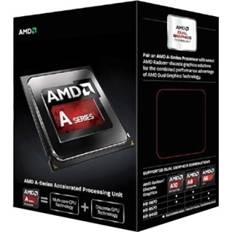 Micro Amd Serie A  A6 6400k Fm2 3.9ghz Black Edition AD640KOKHLBOX