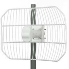 Kit Antena Rejilla Ubiquiti Airgrid 2ghz 20dbi Airmax AG-HP-2G20