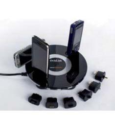 Cargador De Moviles Simultaneo 6 Dispositivos Ovislink ARGON6U
