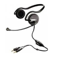 Auricular Plantronics Audio 345, Microfono, Anulacion De Ruido, Para Pc AUDIO345