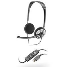 Auricular Plantronics Audio 478, Microfono, Usb, Anulacion De Ruido, Para Pc AUDIO478
