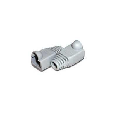 Funda Protectora Para Conector Rj45 Gris B45000