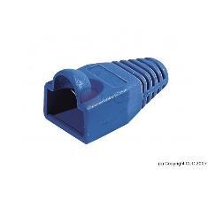 Funda Protectora Para Conectores  Rj 45 Azul B45007C