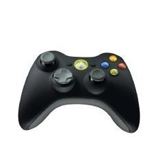 Accesorio Xbox 360 - Mando De Consola Inalambrico Negro B4F-00017