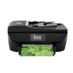 Multifuncion Hp Inyeccion Color Officejet 5740 Fax A4 /  21ppm  /  Usb /  Red /  Wifi /  Nfc B9S79A