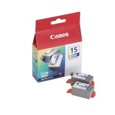 CARTUCHO TINTA CANON NEGRO BCI15PACK i70