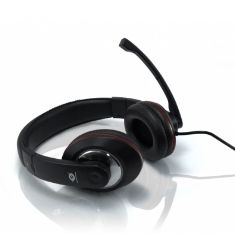 Auriculares Conceptronic Profesional Rojo Conceptronic C08-012