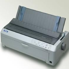 Impresora Epson Matricial Fx2190n Usb /  Red /  Paralelo /  Mbtf 20000h C11C526022A0