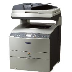 Multifuncion Epson Laser Color Aculaser Cx21nc A4 / 25ppm / 128mb / usb / red C11C680002BX