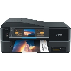 Multifuncion Epson Photo Color Px810fw A4 /  40ppm /  Usb /  Red /  Wifi C11CA52307