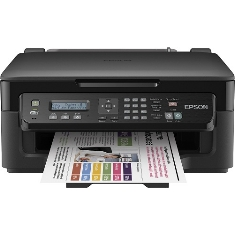 Multifuncion Epson Inyeccion Color Workforce Wf2510wf Fax /  A4 /  9ppm  /  Usb /  Wifi C11CC58302