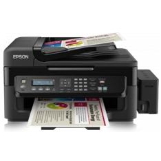 Multifuncion Epson Inyeccion Color Ecotank L555 A4 /  9ppm /  Usb /  Wifi /  Fax C11CC96404