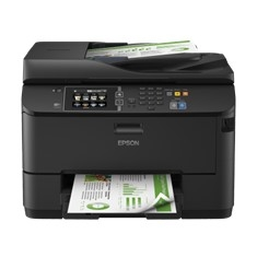 Multifuncion Epson Inyeccion Color Workforce Wf4630dwf Fax /  A4 /  20ppm /  Usb /  Wifi /  Duplex /