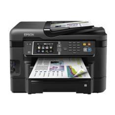 Multifuncion Epson Inyeccion Color Workforce Wf3640dtwf Fax /  A4 /  19ppm /  Usb /  Wifi /  Duplex