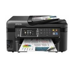 Multifuncion Epson Inyeccion Color Workforce Wf3620dwf Fax /  A4 /  19ppm /  Usb /  Wifi /  Duplex /