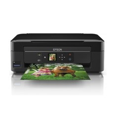 Multifuncion Epson Inyeccion Color Expression Home Xp-322 A4  /  33ppm  /  Usb  /  Wifi  /  Impresio