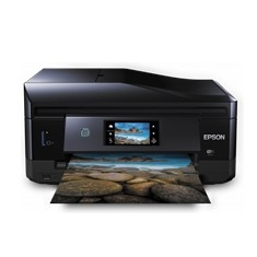 Multifuncion Epson Inyeccion Color Expression Premium Xp-820 Fax A4  /  32ppm  /  Usb  /  Red /  Wif