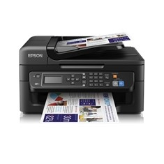 Multifuncion Epson Inyeccion Color Workforce Wf2630wf Fax /  A4 /  9ppm  /  Usb /  Wifi /  Adf C11CE
