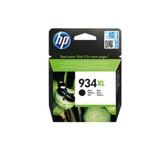 CARTUCHO TINTA HP 934 XL NEGRO